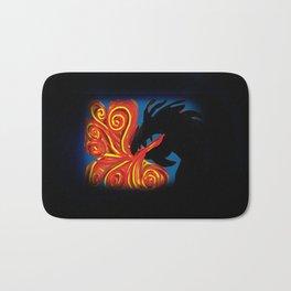 Dragon Fire Bath Mat