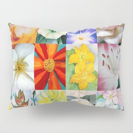 Georgia O'Keeffe Montage Pillow Sham