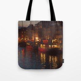 Nyhavn - Copenhagen Tote Bag