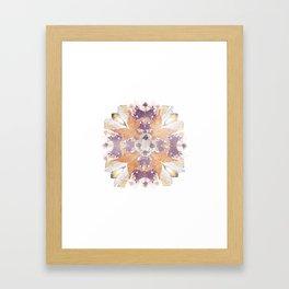 Kaleidoscope I Framed Art Print