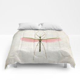 Pink Walking Stick Comforters