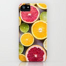 So Much Citrus iPhone Case