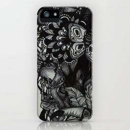 Jungle Chaos iPhone Case