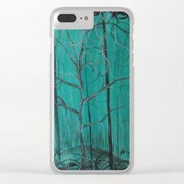 Sylvan Eternity Clear iPhone Case