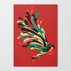 Avian Canvas Print