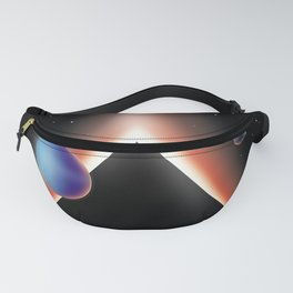 Space Travel Fanny Pack
