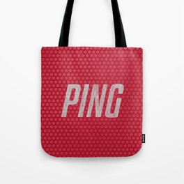 PING Tote Bag