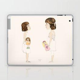 """Letras Mayores"" Laptop & iPad Skin"