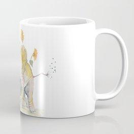 Baby Elephant 3 Coffee Mug