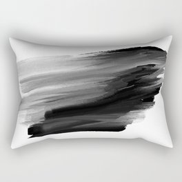Less is More Rectangular Pillow