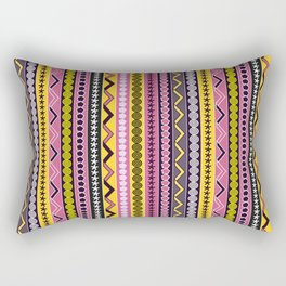 Fancy stripes Rectangular Pillow