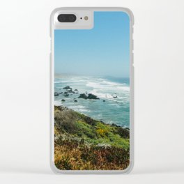 Jenner, California Clear iPhone Case