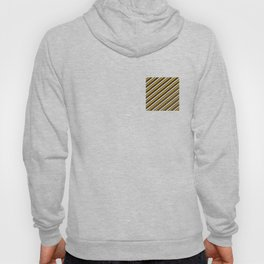 Team Colors...brown.gold,white and black Hoody