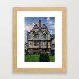 Trinity College Framed Art Print