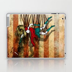 Where love went to die or american woman Laptop & iPad Skin