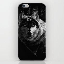 Dragon Wolf iPhone Skin