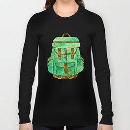 Backpack Adventure Long Sleeve T-shirt