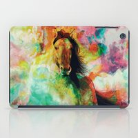 storm iPad Cases featuring Storm by RIZA PEKER