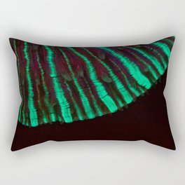 Fan of fluoro Rectangular Pillow