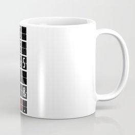 Destination Sign Love Coffee Mug