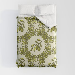 Olives texture 55 Comforters