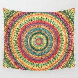Mandala 138 Wall Tapestry