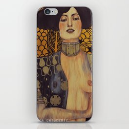 Judith iPhone Skin