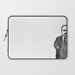 Theodore Roosevelt Did All the Things. Laptop Sleeve