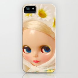 Blythe Go back to the 70s iPhone Case
