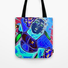 GRZ's Heroes?-Saiyan Tote Bag