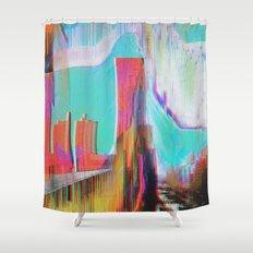 r o s æ r t Shower Curtain