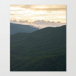 North Georgia Mountains 10 Canvas Print
