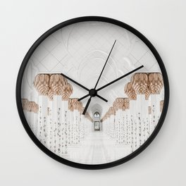 Grand Mosque Abu Dhabi Wall Clock