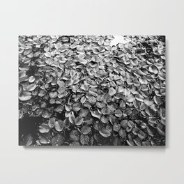 On The Surface Metal Print