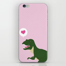 Dinosaur iPhone Skin