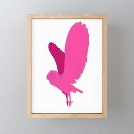 Flight Framed Mini Art Print