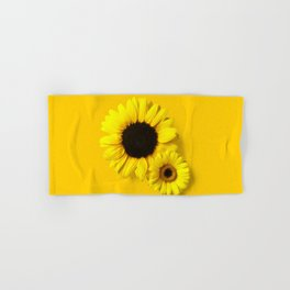 You're a Sunflower Hand & Bath Towel