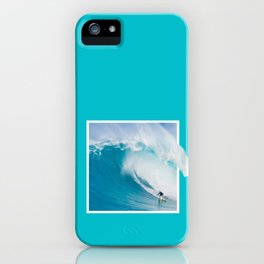 GRAPHIC SURF TRIP iPhone Case