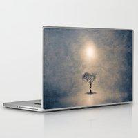 shining Laptop & iPad Skins featuring shining by Viviana Gonzalez