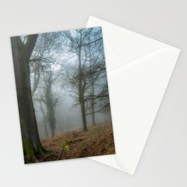 A Winters Morn Stationery Cards