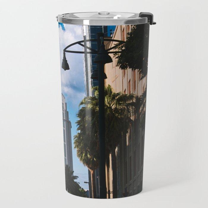 Downtown Orlando Travel Mug