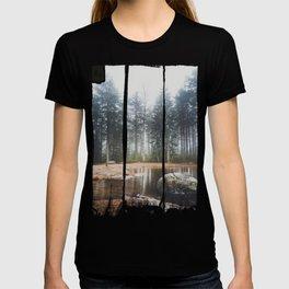 Moody mornings T-shirt