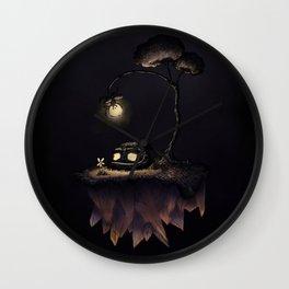 Sadness - Find the Bright Spots Wall Clock