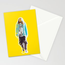 Jared Leto and his wisdom  Stationery Cards