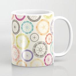 bike wheels Coffee Mug