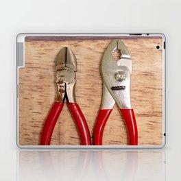 Red Handles Laptop & iPad Skin