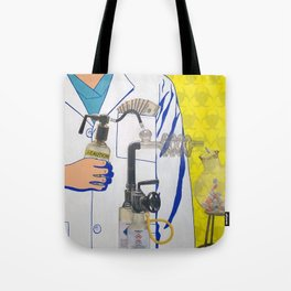 The Science of Capitalism Tote Bag