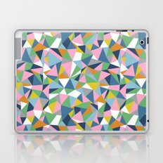 Abstraction Repeat Pink Laptop & iPad Skin