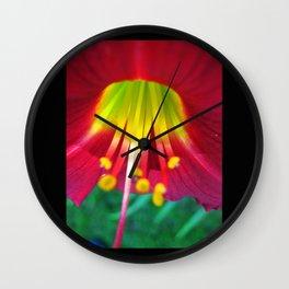 Stemming Wall Clock