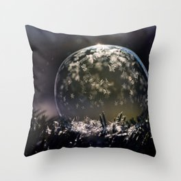 Stars everywhere Throw Pillow